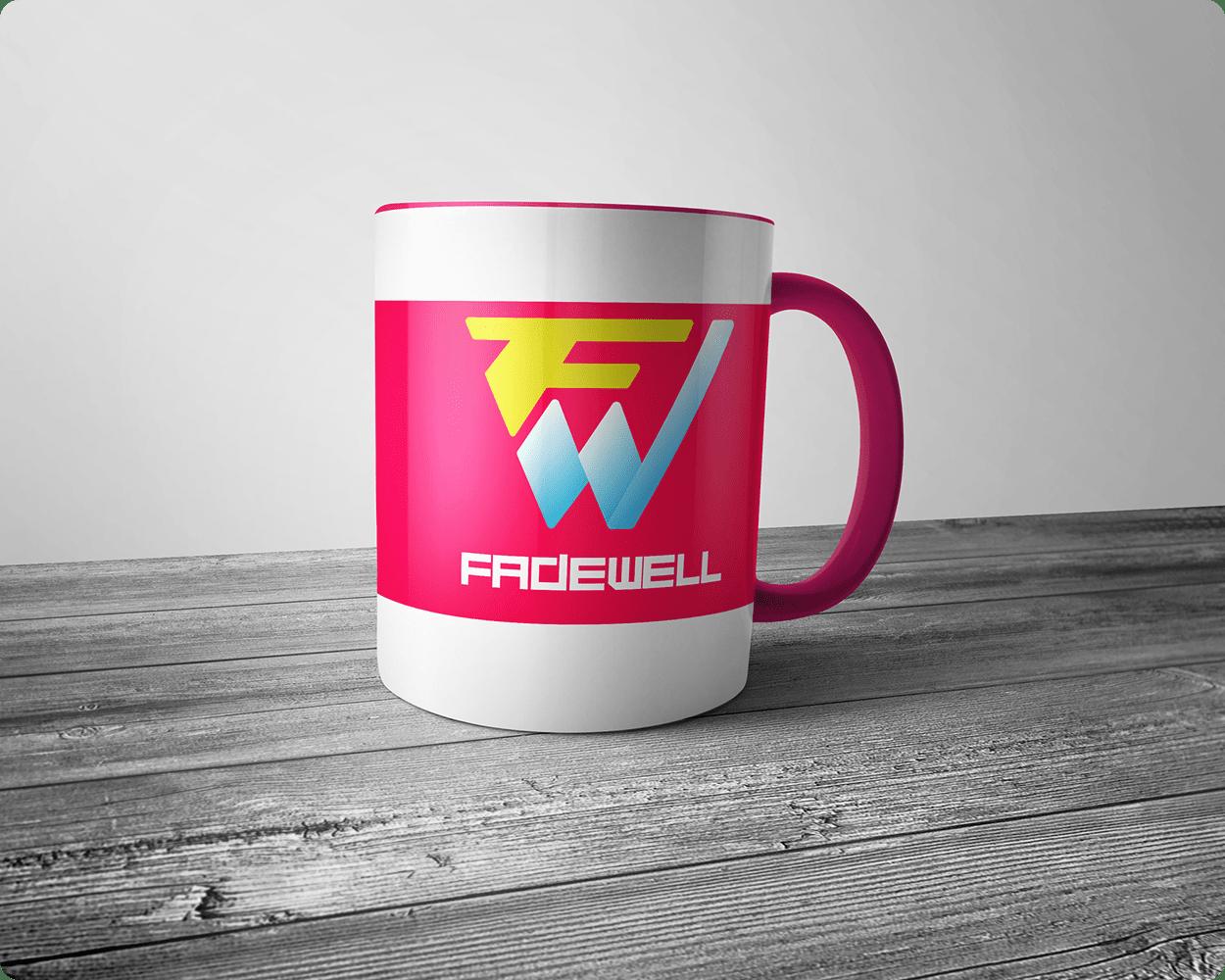 Логотип для для спортивного магазина «FADEWILL»